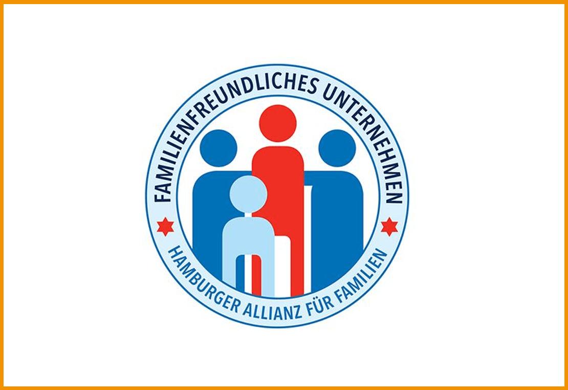 """""""Hamburger Familiensiegel"""" für BeOne"""